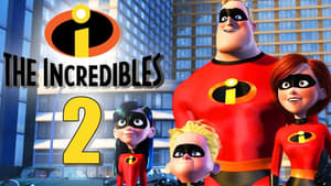 Incredibles 2 (2018) BluRay 720p 1.2GB [Hindi DD 5.1 – English DD 5.1] MKV