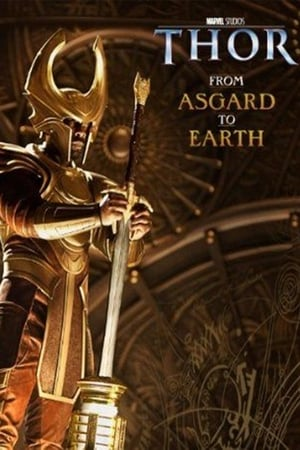 Image Thor: From Asgard to Earth