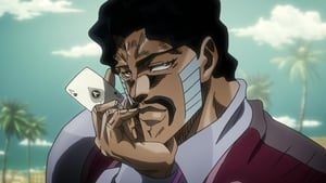 JoJo's Bizarre Adventure Season 2 :Episode 34  D'Arby the Gambler, Part 1