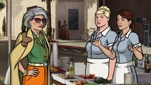 Archer Season 7 :Episode 9  Deadly Velvet: Part I