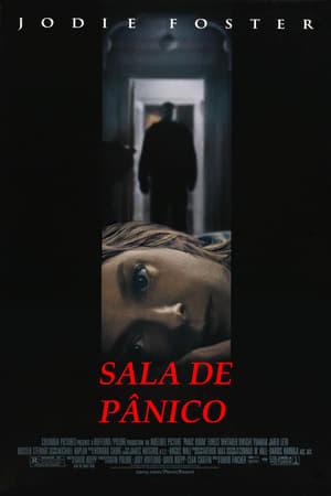 O Quarto do Pânico Torrent, Download, movie, filme, poster