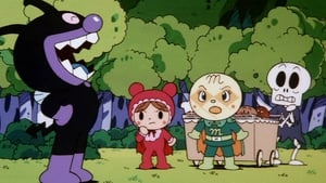 Japanese movie from 1994: Go! Anpanman: Everyone Get Together! Anpanman World