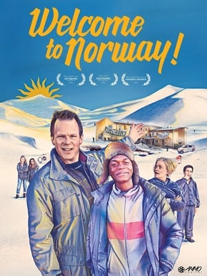 Poster Welcome to Norway! (2016)