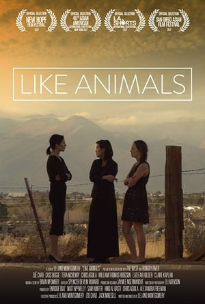 Like Animals-Zoe Chao