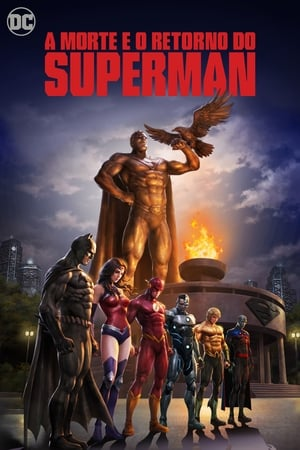 A Morte e o Retorno do Superman - Poster