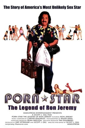 Porn Star: The Legend of Ron Jeremy poster