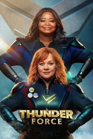 Poster Thunder Force (2021)