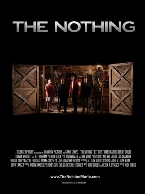 Capa do filme The Nothing