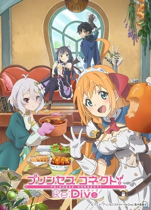 Princess Connect! Re:Dive Episódio 05