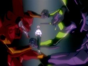 Neon Genesis Evangelion: 1×24