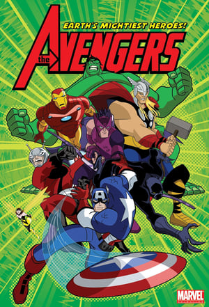 Image The Avengers: Earth's Mightiest Heroes - Prelude