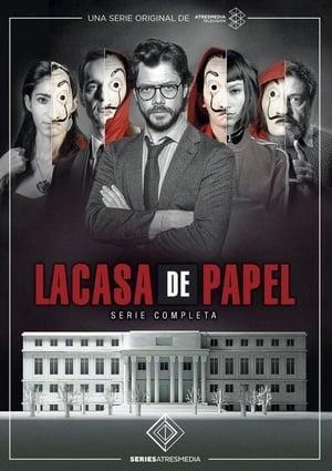 poster La casa de papel