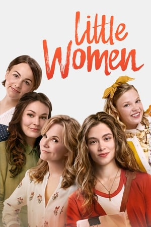 Poster Little Women (2018)