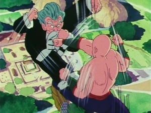 Dragon Ball Season 1 :Episode 93  Tien Shinhan vs. Jackie Chun