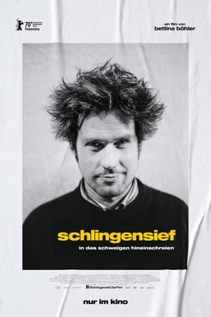 poster Schlingensief – A Voice That Shook the Silence