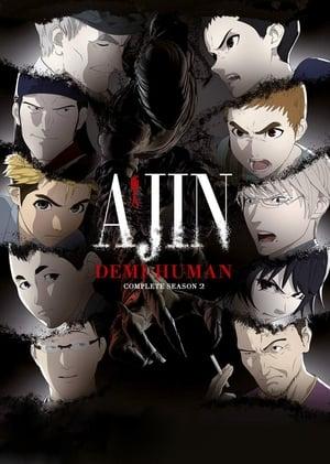 Ajin: Demi-Human 2ª Temporada Torrent, Download, movie, filme, poster