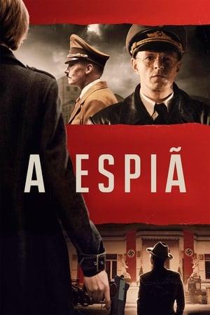 A Espiã Torrent, Download, movie, filme, poster