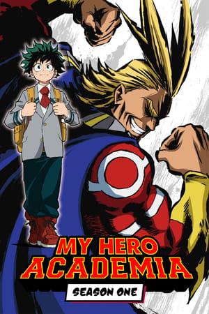 My Hero Academia Season 1