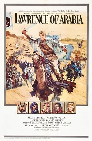Lawrence of Arabia: A Conversation with Steven Spielberg (1970)