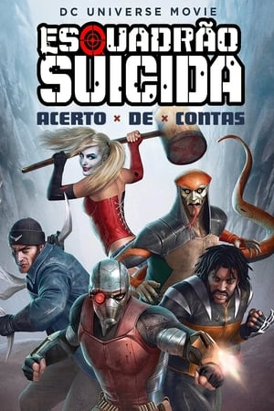 Esquadrão Suicida Acerto de Contas Torrent, Download, movie, filme, poster
