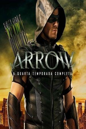 Arrow 4ª Temporada Torrent, Download, movie, filme, poster