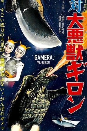 Gamera vs. Guiron streaming