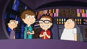 American Dad! Season 10 :Episode 13  I Ain't No Holodeck Boy