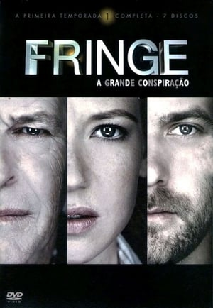 Fringe 1ª Temporada Torrent, Download, movie, filme, poster