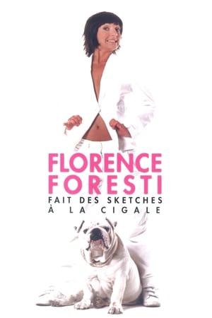 Florence Foresti fait des sketches à la Cigale-Azwaad Movie Database