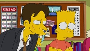 The Simpsons Season 26 :Episode 7  Blazed and Confused