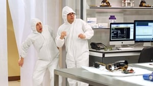 The Big Bang Theory Season 8 : The Clean Room Infiltration
