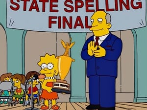 The Simpsons Season 14 : I'm Spelling as Fast as I Can
