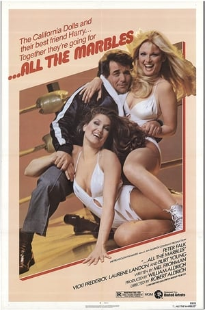 Poster ...All the Marbles (1981)