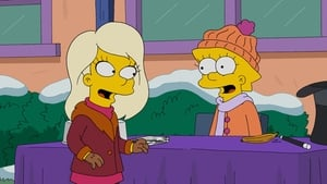 The Simpsons Season 27 :Episode 6  Friend with Benefit