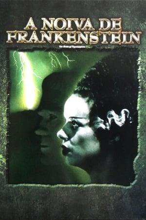 A Noiva de Frankenstein Torrent, Download, movie, filme, poster
