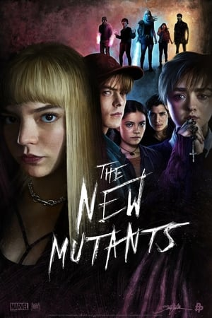 فيلم The New Mutants مترجم, kurdshow