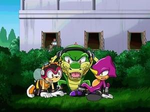 Sonic X Season 2 Episode 13