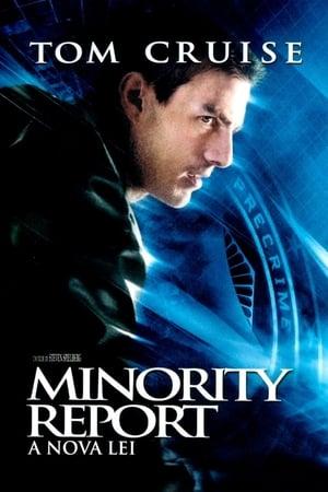 Minority Report: A Nova Lei - Poster