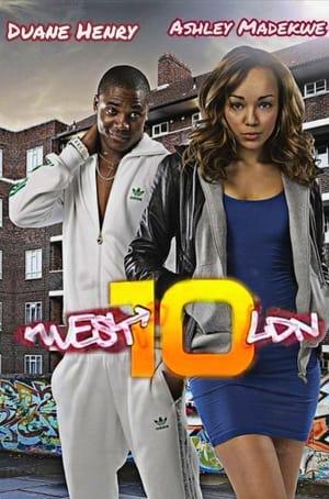 West 10 LDN-Ashley Madekwe