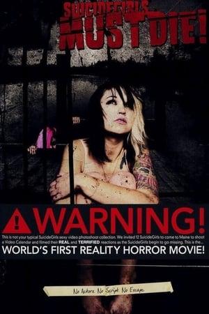Poster SuicideGirls Must Die! (2010)