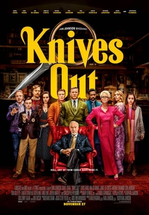 poster Knives Out