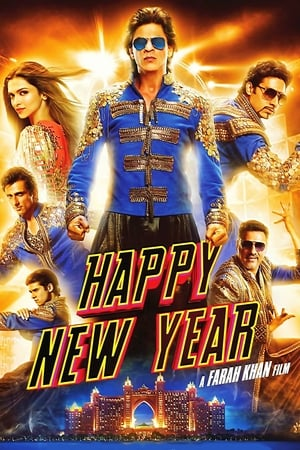 Happy New Year | 2014 | Full Movie | Shah Rukh Khan | Deepika Padukone