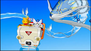 Digimon Savers 3D – A Close Call for the Digital World