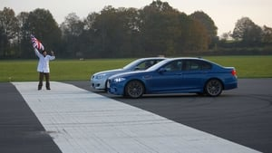 Motor Racing for Less than it Costs to Play Golf & BMW M5
