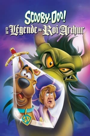 poster Scooby-Doo! The Sword and the Scoob
