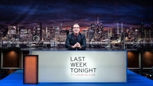 poster Last Week Tonight with John Oliver