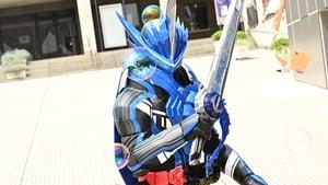 Kamen Rider Season 31 :Episode 2  The Water Swordsman With a Blue Lion