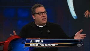 The Daily Show with Trevor Noah - Jeff Garlin Wiki Reviews