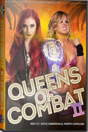 Queens Of Combat QOC 11 streaming