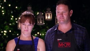 My Kitchen Rules Season 6 :Episode 22  Redemption Round: Kat & Andre (WA, Group 1)
